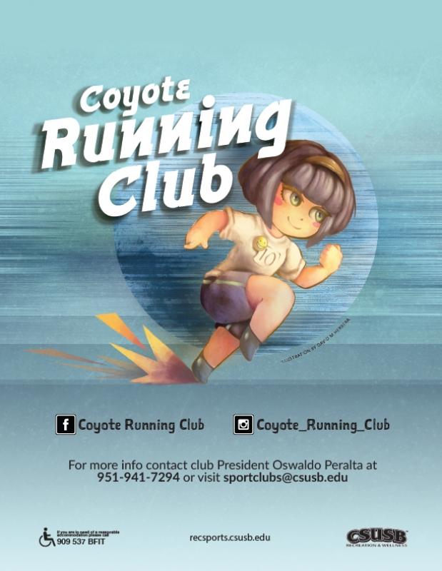 Coyote Running Club PDF