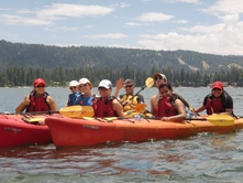 Big Bear Kayak and Hike  Photo 36807_421302986542_44781591542_4570091_2782547_n