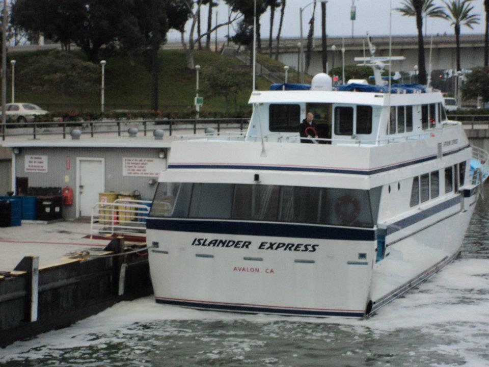 Catalina Island Ferry Group Rates