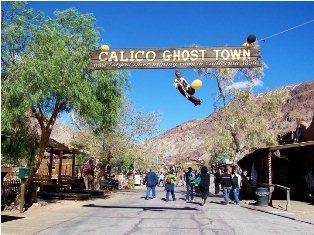 Canceled Calico Ghost Town Halloween Campout Photo Calico