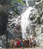 Hike of the Month - Waterfall Hike Photo Postcard_Photo