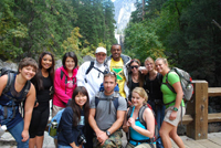 outdoors leaders photo