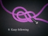 How to tie a figure eight knot Photo 911